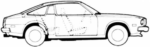Mazda 121 Cosmo (1975)