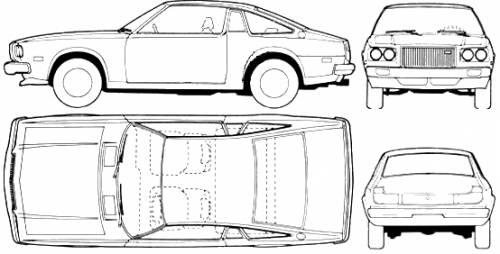 Mazda 121 Cosmo (1976)
