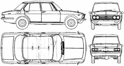 Mazda 1500 Luce (1966)