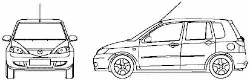 Mazda 2 (2007)