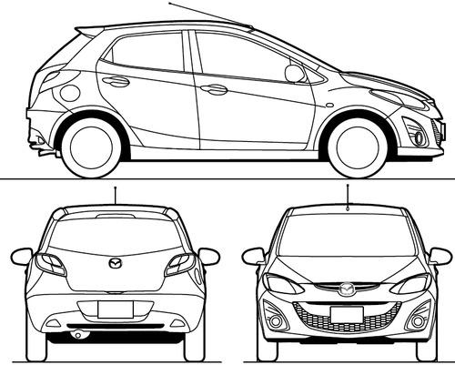 Mazda 2 (2014)