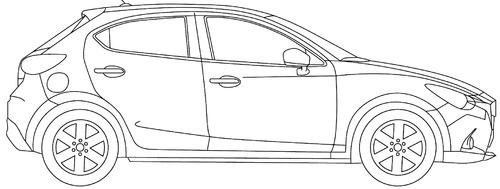 Mazda 2 (2016)
