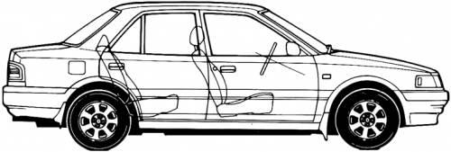 Mazda 323 (1993)