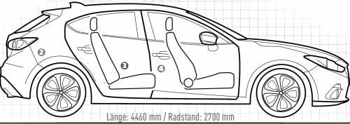 Mazda 3 Mk.III (2013)