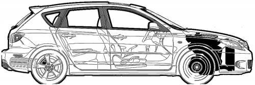 Mazda 3 S (2004)