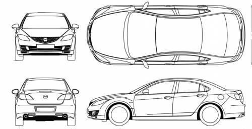 Mazda 6 (2008)