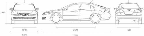 Mazda 6 5-Door (2007)