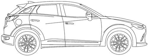 Mazda CX-3 (2016)