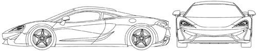 McLaren 570GT (2017)
