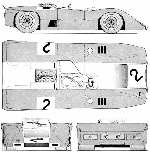 McLaren M12 Can-Am (1970)
