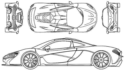 McLaren P1 (2016)