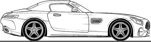 Mercedes-AMG GT C (2017)