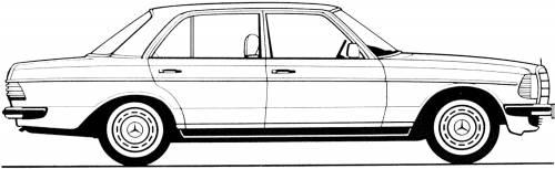 Mercedes-Benz 230E (1983)