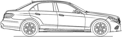 Mercedes-Benz E-class (2015)