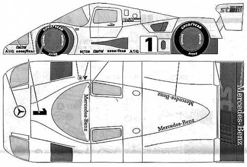 Mercedes-Benz Sauber C11 (1990)