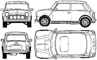 Morris Mini Cooper S (1963)
