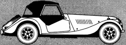 Morgan Plus 8 (1981)