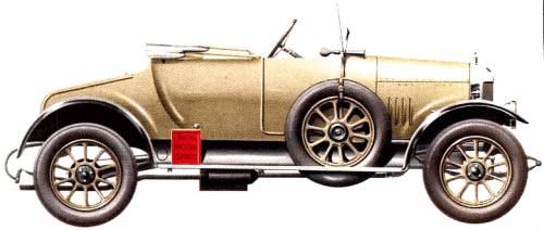 Morris Cowley Bullose 2 Seater (1924)