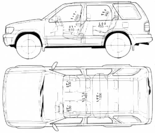 Nissan Pathfinder (2004)