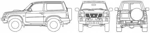 Nissan Patrol SWB (2005)