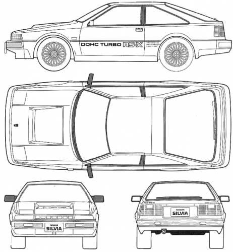 Nissan Silvia S12 RS-X