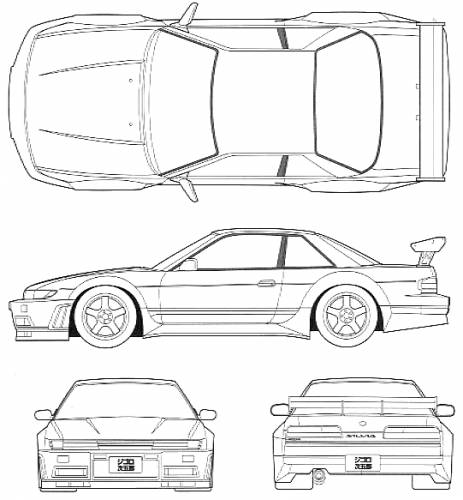 Jdm Nissan 240sx further Post drift Car Coloring Pages 297516 also S13 Convertible Harness Bar together with Nissan Silvia 180sx Engine further Vehicle. on 240sx s13 drift