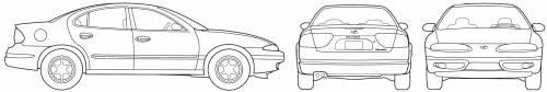Oldsmobile Alero (2004)