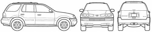 Oldsmobile Bravada (2004)