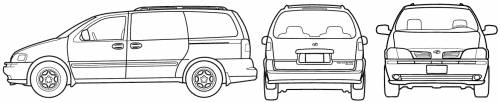 Oldsmobile Silhouette (2004)