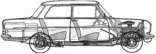 Opel Kadett A 2-Door