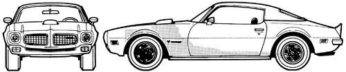 Pontiac Firebird Formula 455 (1973)