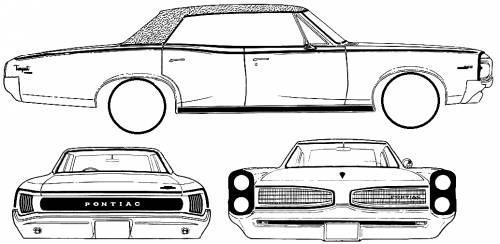 Pontiac Tempest Custom 4-Door Hardtop (1966)