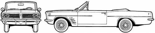 Pontiac Tempest LeMans Convertible (1963)