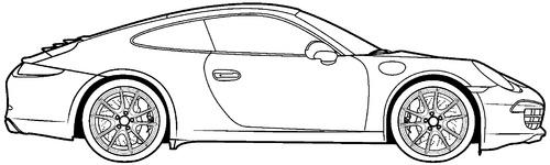 Porsche 911 Carerra (991) (2014)