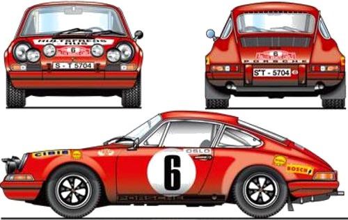 Porsche 911S (1970)