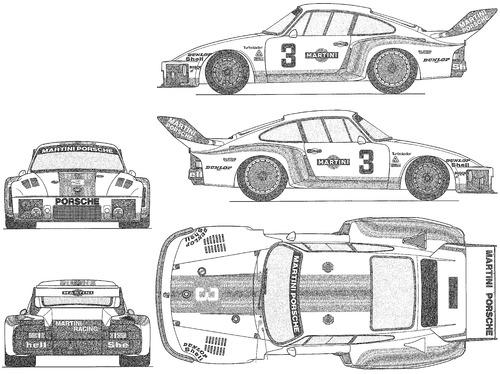 Porsche 935 Gr.5 (1976)