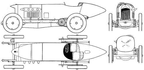Blitzen Benz (1910)