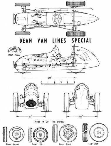 Dean Van Lines Special