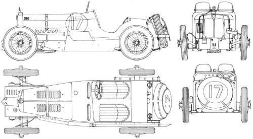 Mg Magnette K3 (1933)