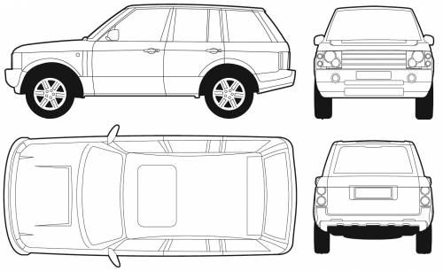 Range Rover SE (2005)