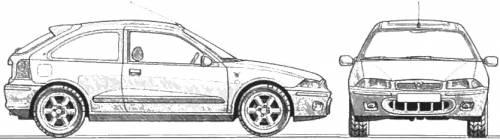Rover 200 BRM (1995)