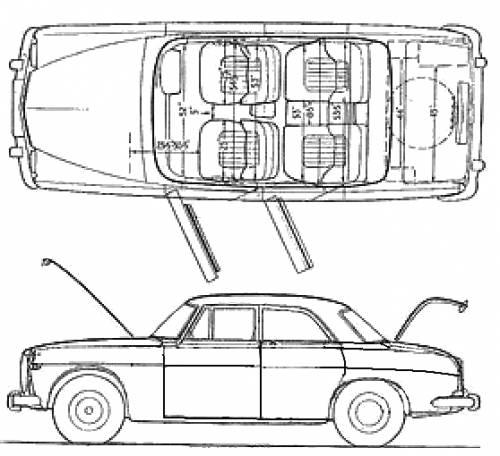 Rover P5 3.5 V8 (1967)