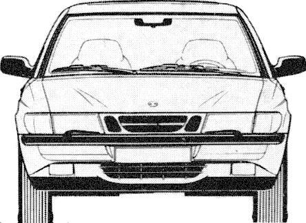 Saab 900 (1995)