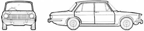 Simca 1501 (1970)