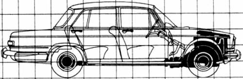 Simca 1501 GL (1967)