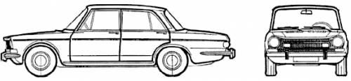 Simca 1501 Special (1970)