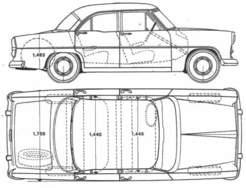 Simca Ariane (1960)
