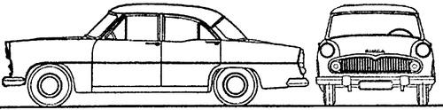 Simca Ariane (1963)