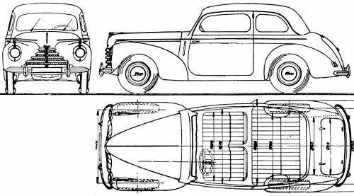Skoda 1101S (1949)