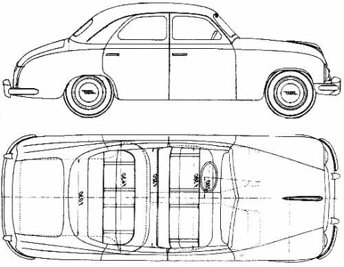 Skoda 1200 (1952)